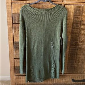 a.n.a sweater dress
